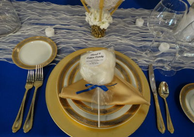 Tablescape, Bridal Spectacular Booth