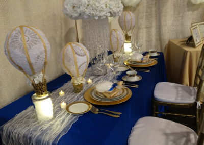 Tablescape Bridal Spectacular