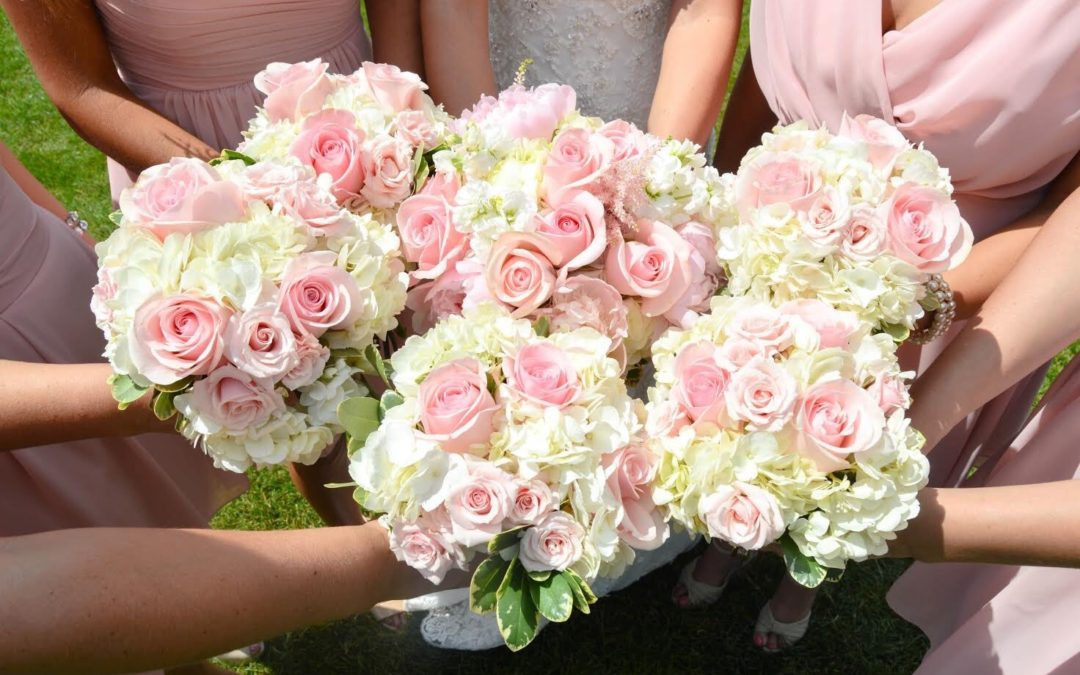 Choosing Amazing Flowers For Your Wedding