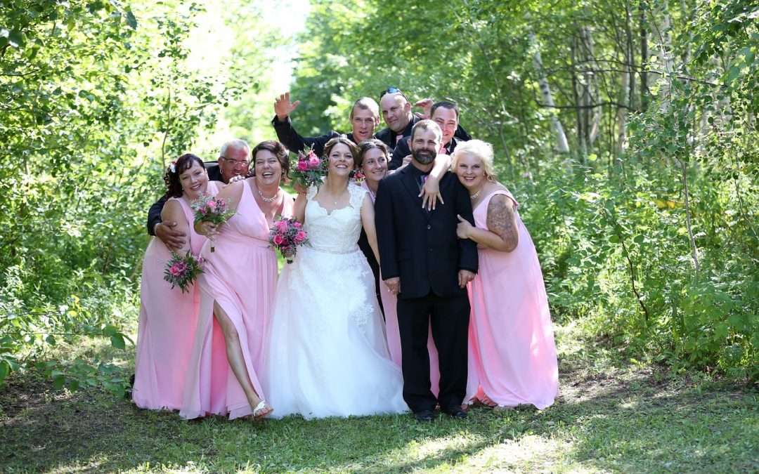 Wedding Bridal Party:  10 Tips You'll Need to Know