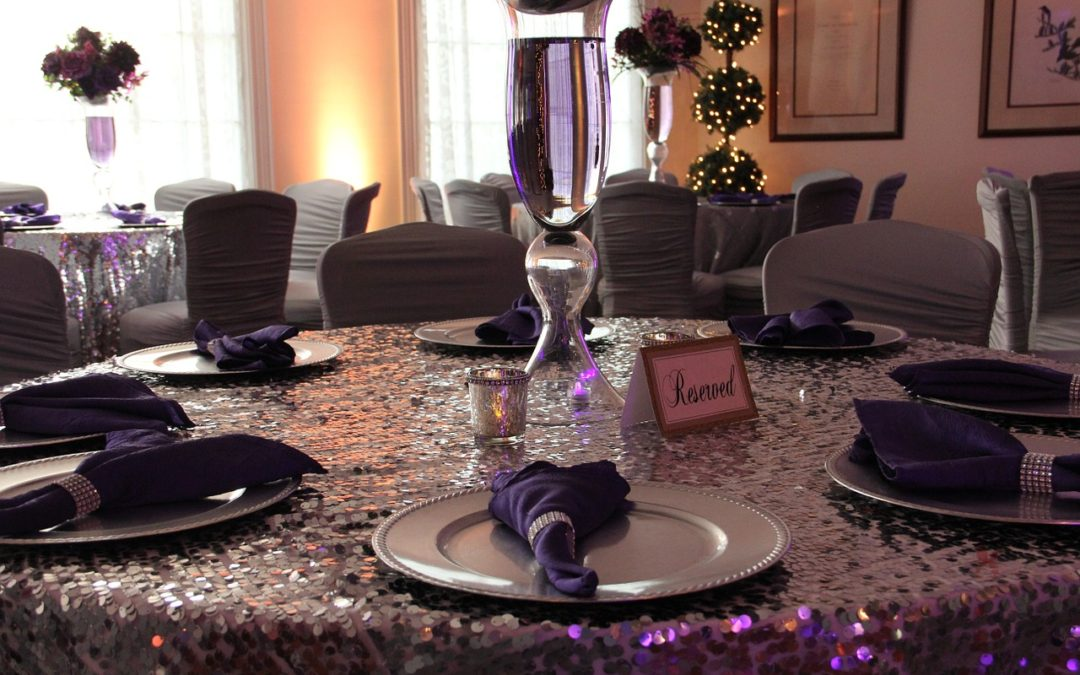 wedding reception, trends