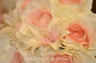 Wedding Bouquet, Bouquet, Wedding, Flowers, Peach
