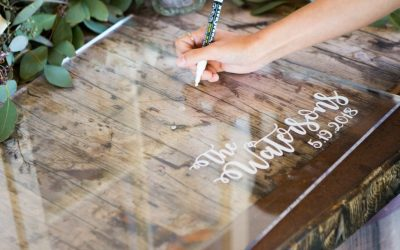 Wedding Guest Book Ideas for Today's Couples