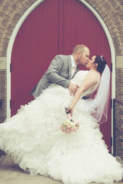 Spring Wedding, TLC Events and Weddings, Dayton, Ohio